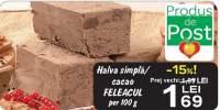 Halva simpla/cacao
