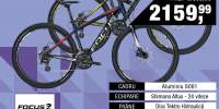Bicicleta MTB Evo men/women