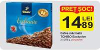Cafea macinata Tchibo Exclusive