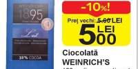 Ciocolata Weinrich's