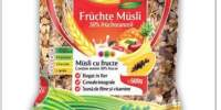 Musli cu fructe Sano Vita