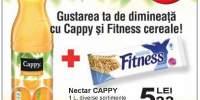 Nectar Cappy + cadou baton Fitness Nestle