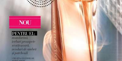 Apa de toaleta Avon Attraction Rush pentru el
