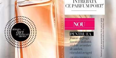 Apa de parfum Avon Attraction pentru dama