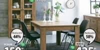 Masa si scaune Vedde + Klarup