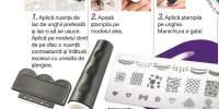 Set 3 accesorii pentru modele manichiura