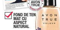 Fond de ten matifiant True Colour Calming Effects