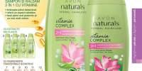 Sampon Avon Naturals