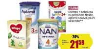 Formula lapte bebelusi Nestle/ Aptamil/ MIlupa 2