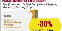 Dr. Hart - vitamine si minerale
