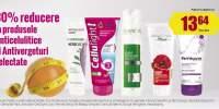 30% reducere la produsele anticelulitice si antivergeturi selectate