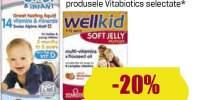Vitabiotics - vitamine si minerale