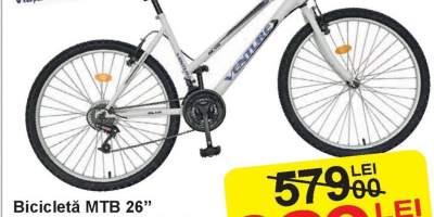 Bicicleta MTB 26''
