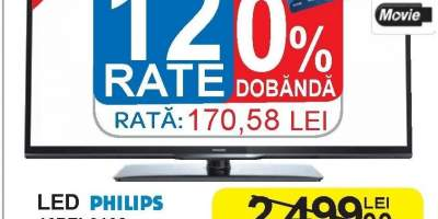 Led Philips 46PFL3108