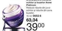 Crema pentru conturul ochilor si buzelor Anew Platinum