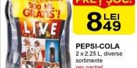 Pepsi-Cola 2x2.25 litri