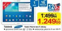Tableta Samsung TAB P5210 Wi-Fi White