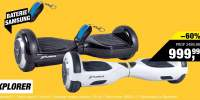 Hoverboard Xplorer
