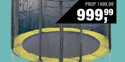 Trambulina de gradina X-Fact
