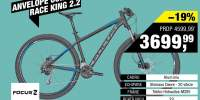 "Bicicleta MTB Pro 29"""