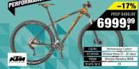 "Bicicleta MTB Aera Comp 29"""