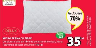 Perna cu fibre micro