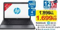 Notebook HP 250 G1