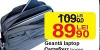 Geanta Laptop Carrefour home