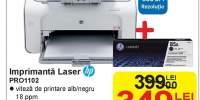 Imprimanta Laser HP PRO 1102