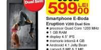 Smartphone E-Boda Eruption V200 Dual Sim