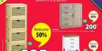 Reducere intre 20-50% la toate comodele cu sertare