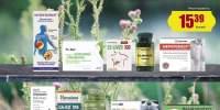 Pana la 30% reducere pentru produsele de protectie hepatica