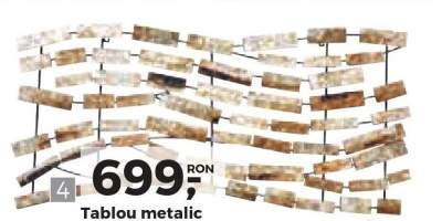 Tablou metalic Trendy