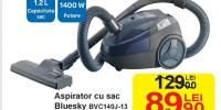 Aspirator cu sac Bluesky BVC140J-13