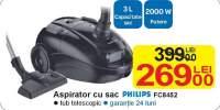 Aspirator cu sac Philips FC8452