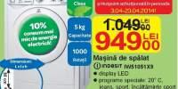 Masina de spalat Indesit IW51051X9
