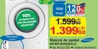 Masina de spalat Samsung WF60F4E0W2W/LE