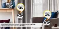 Reducere intre 35-70% la toate perdelele si draperiile