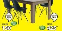 Set masa si scaune Vedde/ Klarup