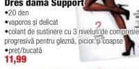 Dres dama Support