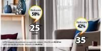 Reducere de 35-70% la toate perdelele si draperiile