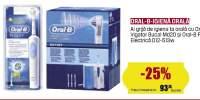 Irigator bucal si periuta electrica Oral-B DI2-5I3w