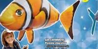 Pestele zburator Air Swimmers