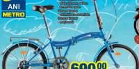 Bicicleta pliabila 20''