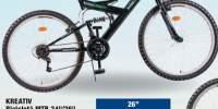 Bicicleta MTB Kreativ 24''/26''