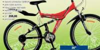 Bicicleta MTB 24''/26''