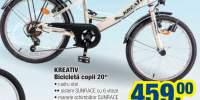 Bicicleta copii Kreativ 20''