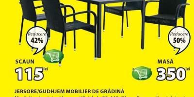 Mobilier de gradina Jersore/ Gudhjem
