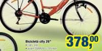 Bicicleta city 26''