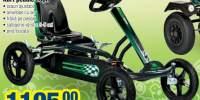 Kart pedale copii